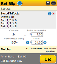 Flexi Trifecta Definition Bet - image 6