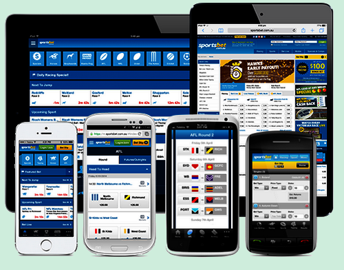 0c4481475 Sportsbet Mobile Betting Sportsbet iPhone Android